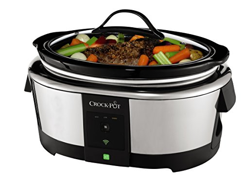 Crock Pot Smart Slow Cooker enabled